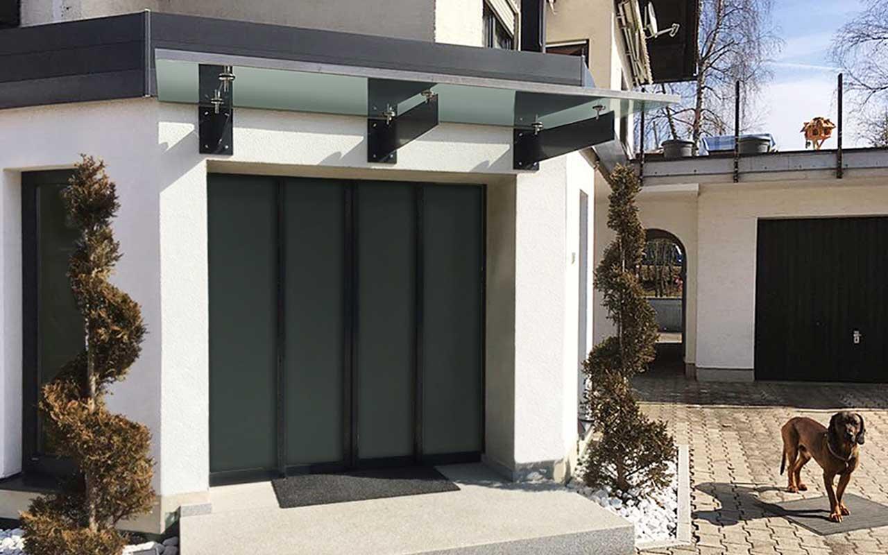 Hümmler Fensterdesign Nidderau | Vordächer Espada