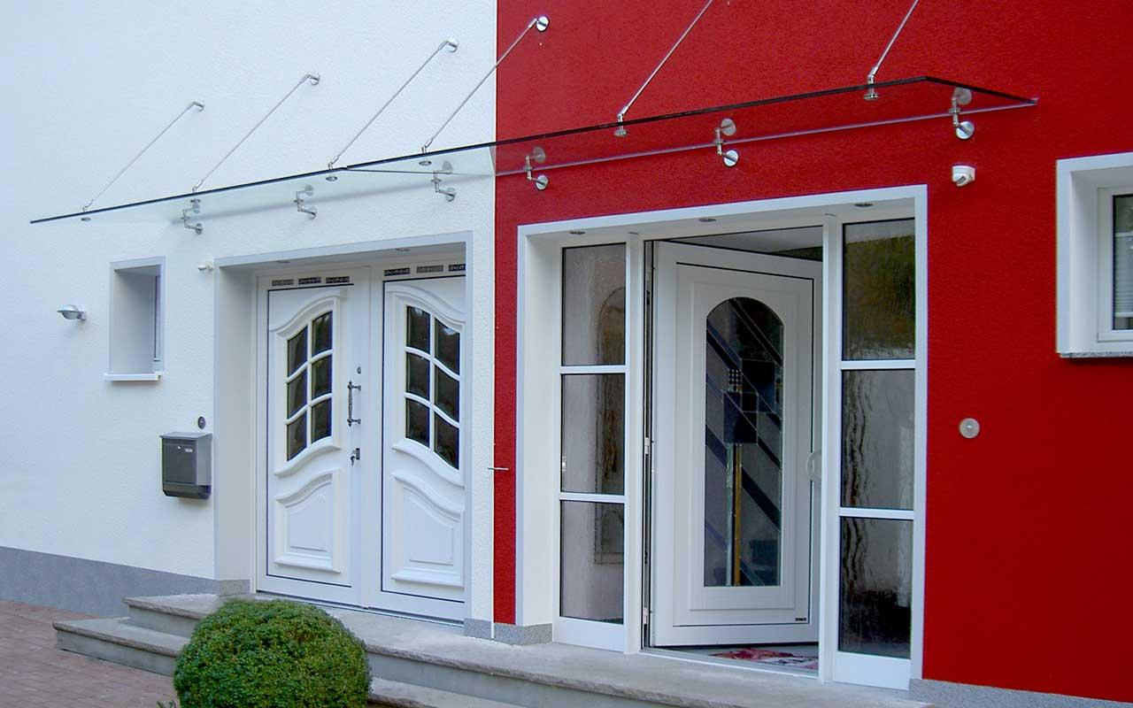 Hümmler Fensterdesign Nidderau |Vordächer Panther No.1