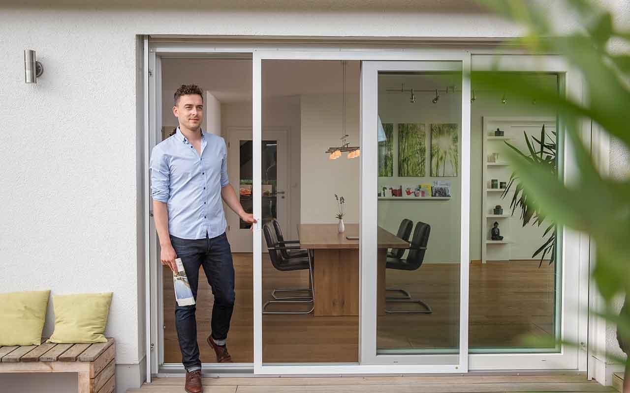 Hümmler Fensterdesign Nidderau - Insektenschutz von Neher - individuell für Fenster und Türen